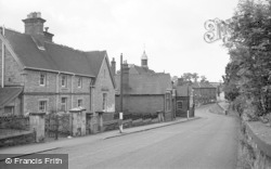 Cleobury Mortimer, Church Street 1967