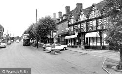 Church Street 1968, Cleobury Mortimer