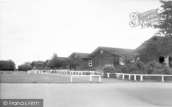 Cleobury Mortimer, City Of Coventry Boarding School 1956