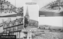 Cleobury Mortimer, Composite c.1965