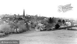 From Carvers 1954, Cleobury Mortimer