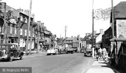 High Street 1955, Cleobury Mortimer
