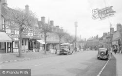 High Street c.1950, Cleobury Mortimer