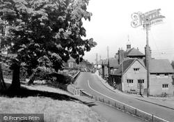 Lower Street c.1950, Cleobury Mortimer