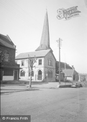 Cleobury Mortimer, St Mary's Church 1955