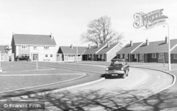 Cleobury Mortimer, St Mary's Place c.1965