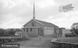Cleobury Mortimer, The Catholic Church Of St Elizabeth 1967