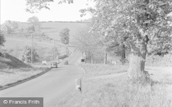 Cleobury Mortimer, The New Road c.1955