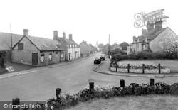 Upper High Street 1954, Cleobury Mortimer