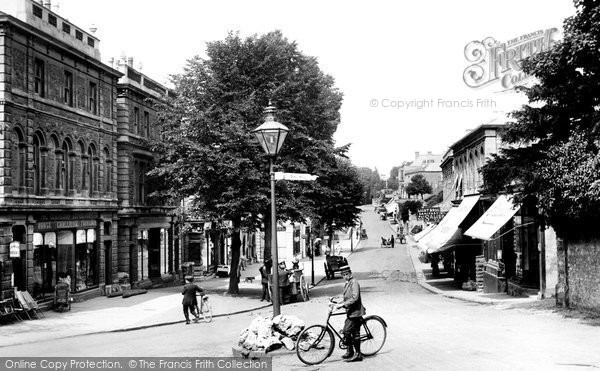 Clevedon, Hill Road 1913
