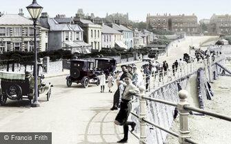 Clevedon, the Beach 1923