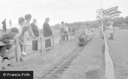 Clevedon, The Miniature Railway 1959