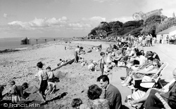 Clevedon, The Promenade 1962