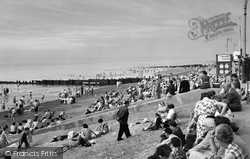 Bathing Beach c.1958, Cleveleys