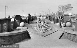 Jubilee Gardens c.1958, Cleveleys