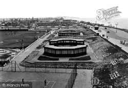 Princess Gardens c.1955, Cleveleys