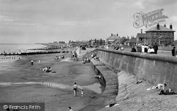 Rossall Beach c.1958, Cleveleys