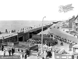 The Arena And Promenade c.1955, Cleveleys