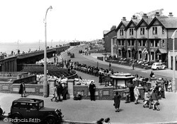 The Arena c.1955, Cleveleys