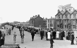 The Promenade c.1950, Cleveleys