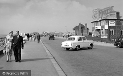 The Promenade c.1958, Cleveleys