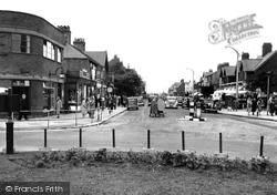 Victoria Road c.1955, Cleveleys