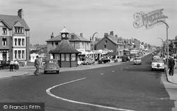 Victoria Road c.1958, Cleveleys