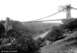 Clifton, Bridge 1896