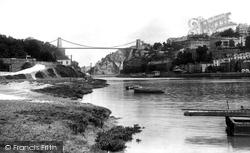 Clifton, Bridge 1897