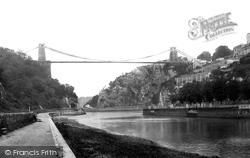 Clifton, Bridge 1900