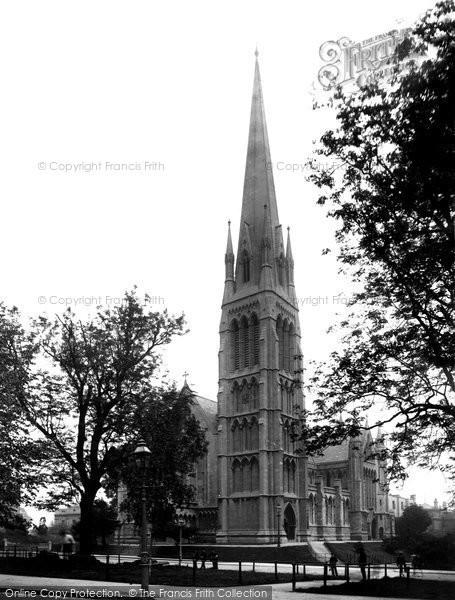 Photo of Clifton, Christ Church 1887