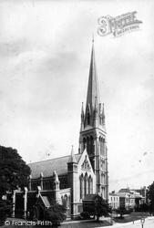 Clifton, Christ Church 1896