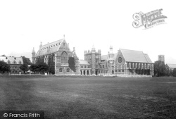 Clifton, College 1901