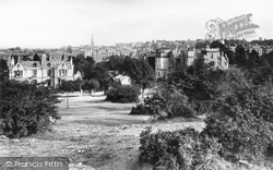 Clifton, From The Downs 1896
