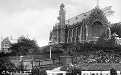 Clifton, Grammar School 1887