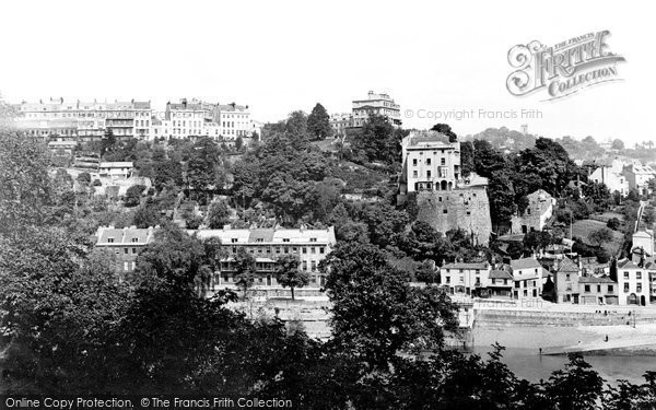 Photo of Clifton, Granby Hill And St Vincent's Park 1887