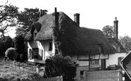 Clifton Hampden, The Plough Inn c.1960