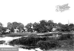 Clifton Hampden, Village And Church 1890