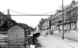Clifton, Hotwells And The Suspension Bridge c.1950