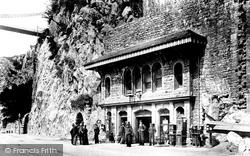 Clifton, The Clifton Rocks Railway 1896