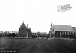 Clifton, The College 1887