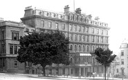 Clifton, the Downs Hotel 1887