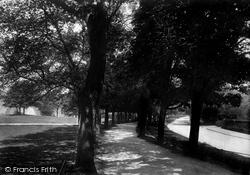 Clifton, The Promenade 1901