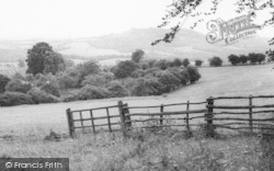 Clifton Upon Teme, General View c.1965