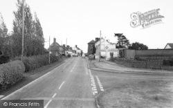 Clifton Upon Teme, Main Street c.1965, Clifton Upon Teme