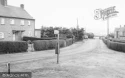 Clifton Upon Teme, Manor Close c.1965, Clifton Upon Teme
