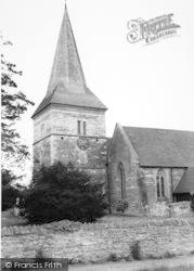 Clifton Upon Teme, The Church c.1965, Clifton Upon Teme