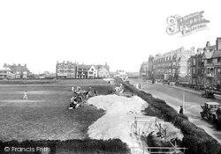 Cliftonville, 1918