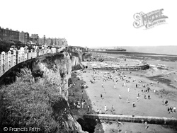 Cliftonville, Bathing Pool 1927
