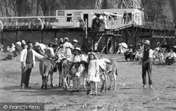 Cliftonville, Donkey Rides 1908